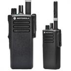 DP4400 VHF or UHF radio