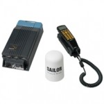 SAILOR Iridium Telephone system